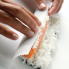 Коврик для суши и роллов 21х24 28х28(315грн) из силикона