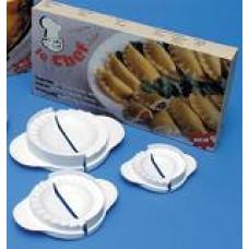 Формы для чебуреков(135), для пельменей-вареников-пирожков(105грн), Греция